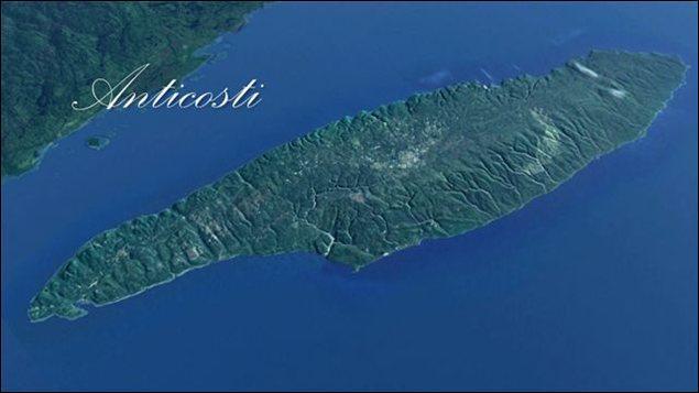 Dans quel golfe se situe l'île d'Anticosti ?
