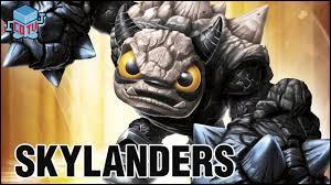 Sous quel nom connaît-on ce Skylander ?