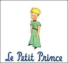 Quelle est l'année de parution en librairie du Petit Prince en France ?