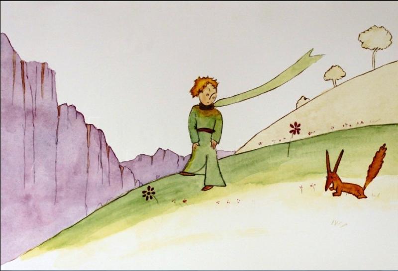 Quel secret le renard dévoile-t-il au Petit Prince ?