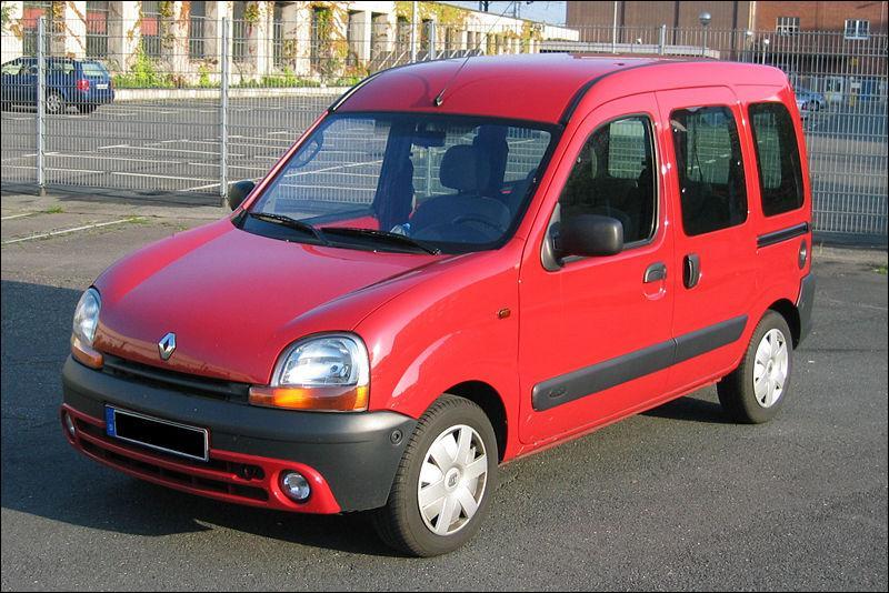 Quel est ce véhicule de la marque Renault ?