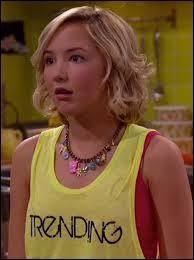 C'est une amie de Phoebe. Qui est-ce ?