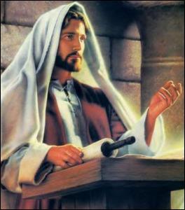 Jésus était rabbin.