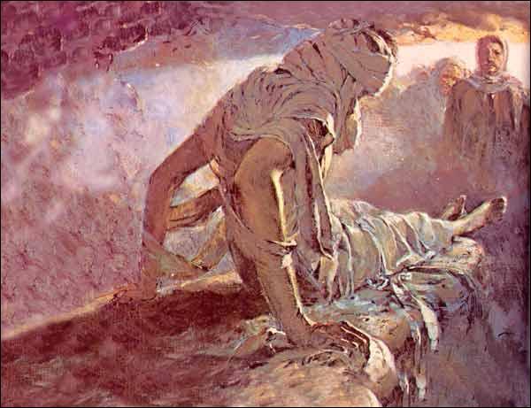 Qui est cet homme que ressuscita Jésus ?