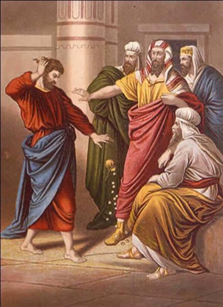 Pour combien de pièces d'argent, Judas livra-t-il Jésus à l'aristocratie sacerdotale de Jérusalem ?