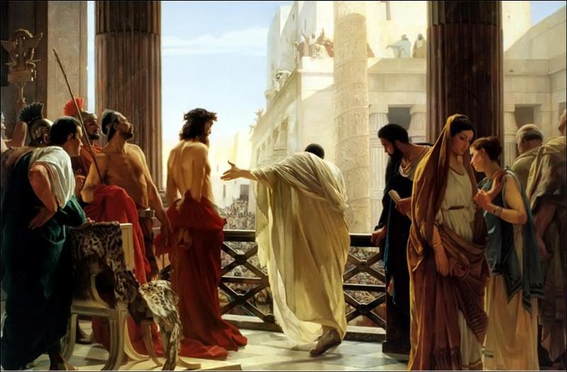 Qui est ce procurateur de Judée qui sera contraint de condamner Jésus à la peine de mort sous la pression des sanhédrins et du peuple juif en transe ?