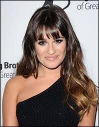 """Dans la série """"Glee"""", le personnage que j'interprète est sorti au moins une fois avec Finn, qui suis-je ?"""