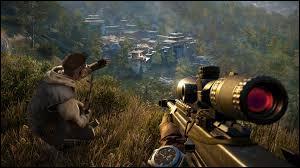 """Far Cry 4"" est un jeu de type :"