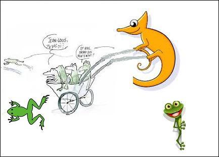 Qui est l'auteur de cette saillie ? Rassembler les centristes, c'est comme conduire une brouette pleine de grenouilles : elles sautent dans tous les sens !