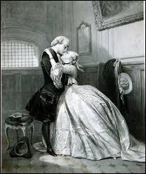 Quel personnage féminin vit de ses charmes dans le « roman dont le héros est un fripon et l'héroïne une catin », selon Montesquieu ?