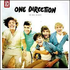 """En Angleterre, l'album """"Up All Night"""" a été certifié ..."""