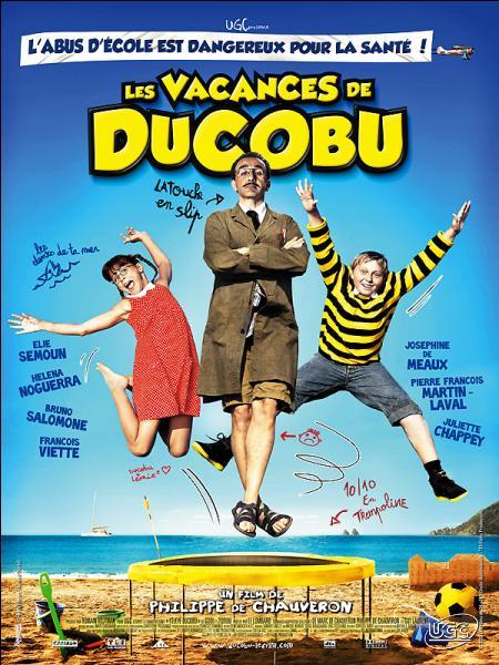 L'acteur de Ducobu est-il le même dans les 2 volets ?