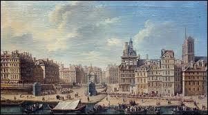 Sous l'Ancien Régime, sur quelle place de Paris avaient lieu les exécutions et les supplices publics ?