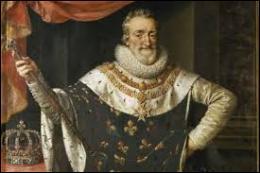 Quelle était la religion du roi de Navarre au moment du massacre des protestants à la Saint-Barthélémy (1572) ? Il deviendra roi de France sous le nom d'Henri IV en 1589.