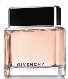 Quel est ce parfum de Givenchy qui porte un nom ressemblant au titre d'un film de Brian de Palma ?