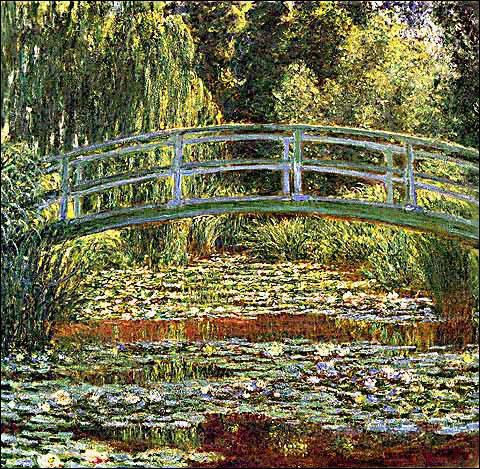 Quizz 10 tableaux impressionnistes c l bres quiz peintres tableaux celebrites - Bassin canard mauritius saint paul ...