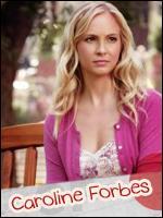 Dans la saison 3, Caroline Forbes est :