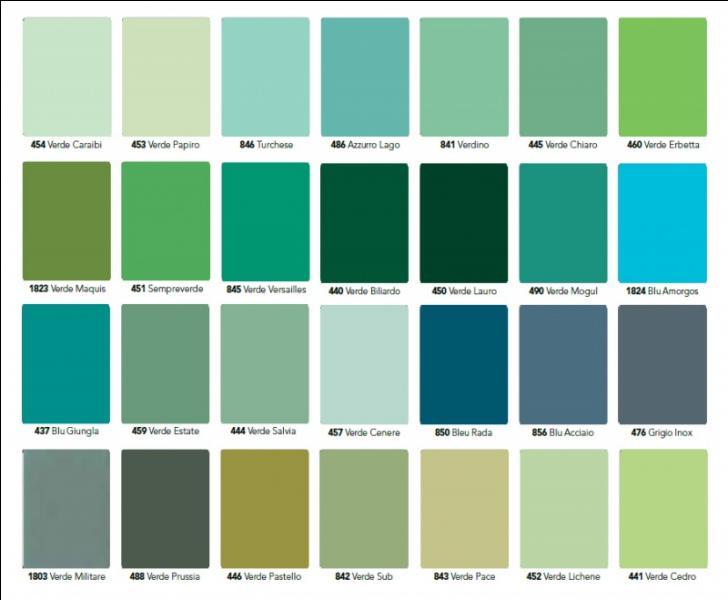 Quizz un quiz aux couleurs froides quiz litterature - Couleur vert emeraude ...