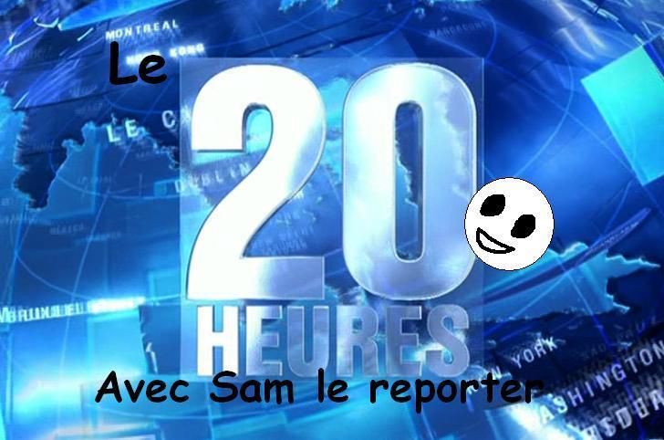 Sam le reporter (4) : Revue de mode avec Luffy