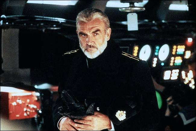 Quel est ce film de John McTiernan avec Sean Connery ?