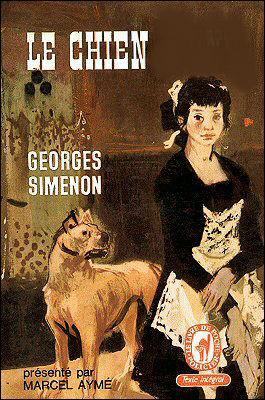 Comment était le chien dans un roman de Simenon ?