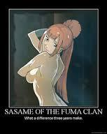 Ninja du clan Fûma, originaire du pays du Son :