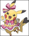 Quel est le nom de ce Pikachu que l'on ne peut avoir que dans Rosa ?