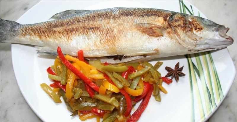 Voici un appétissant poisson grillé, quel est son nom ?