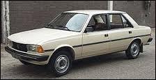 On commence par une voiture française. Quel est son nom ?