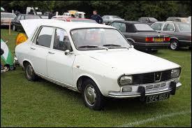 Voici une autre voiture française. C'est une ...