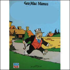 Voici une très ancienne BD de de George McManus à reconnaître :