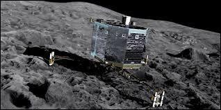Combien de temps a duré la descente de Philae vers la comète ?
