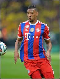Le dernier défenseur central que je choisirais joue au Bayern Munich, c'est un Allemand, c'est...