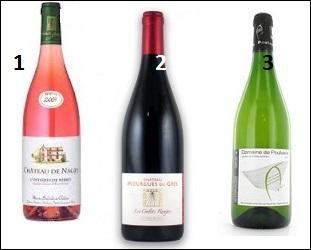 Quel vin servira pour la marinade ?