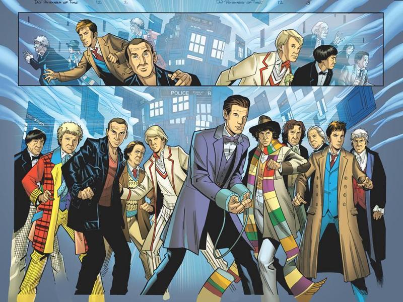 Spécial 51 ans de 'Doctor Who'