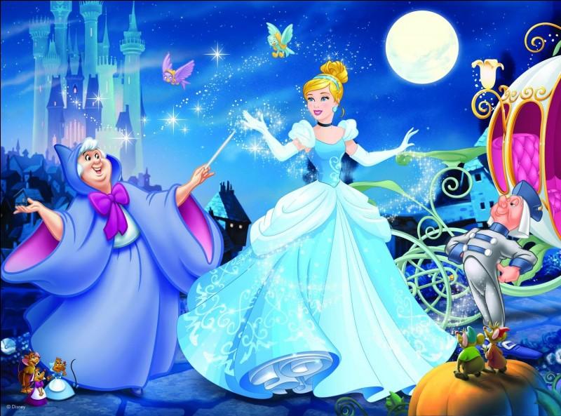 Qui est cette princesse à la chaussure de verre ?