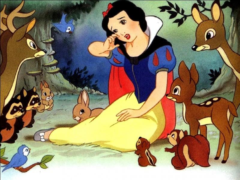 Je suis la princesse à la pomme empoisonnée, qui suis-je ?
