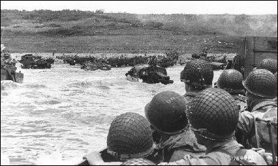 Quelle est la date du débarquement de Normandie ?