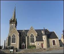 La commune Bretillienne de La Bazouge-du-Désert se situe en région ...