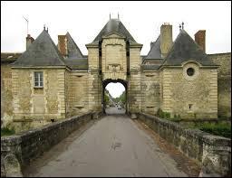 Cette entrée fortifiée nous entraîne à Richelieu, ville Tourangelle située en région ...