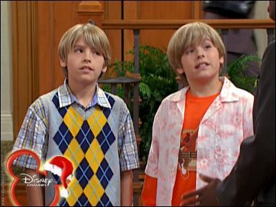 Comment s'appellent ces deux garçons ?