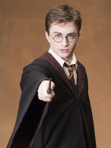 Les personnages d'Harry Potter ( partie 1 )