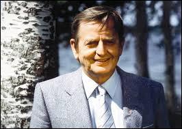 Février : Olof Palme meurt assassiné par balle le 28. Dans le royaume dont il était le chef du gouvernement, il portait le titre de ''ministre d'État'' . Quel est ce pays ?