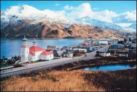 Lequel de ces archipels fait partie de l'Alaska ?