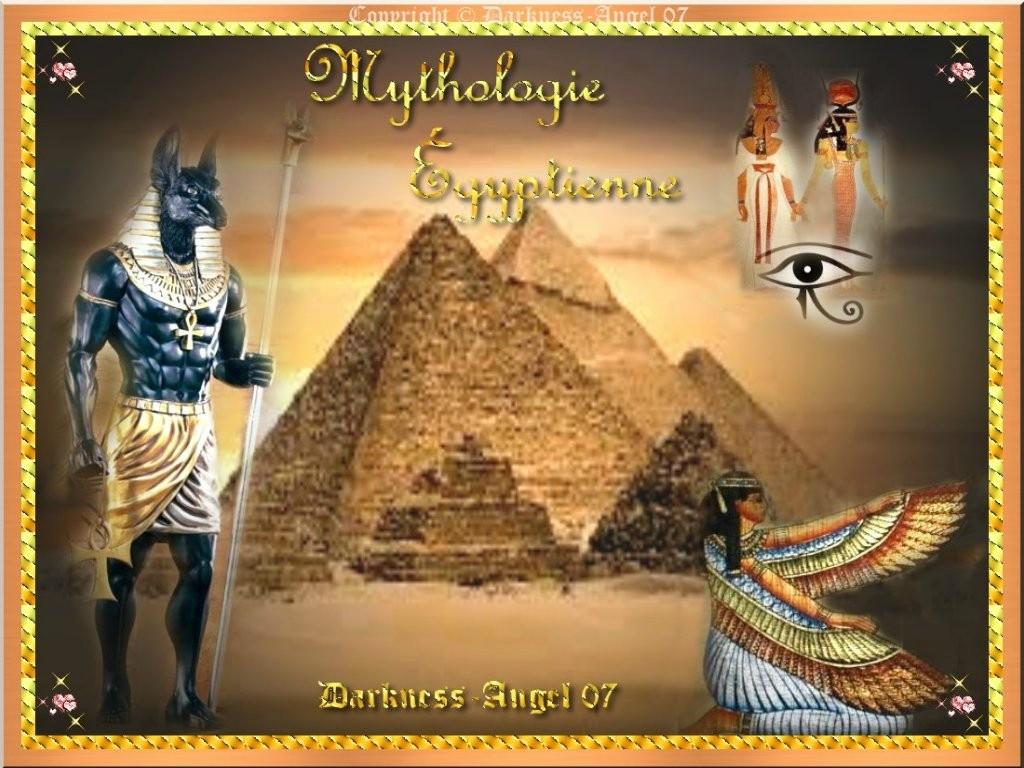 Tout sur la mythologie égyptienne