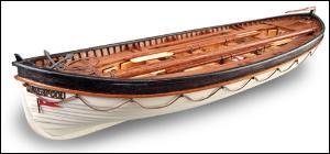 Jusqu'à combien de personnes pouvait contenir un canot ?