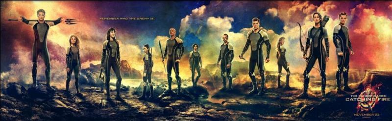 Pourquoi dans le 75e Hunger Games, Peeta et Katniss sont-ils encore ensemble ?