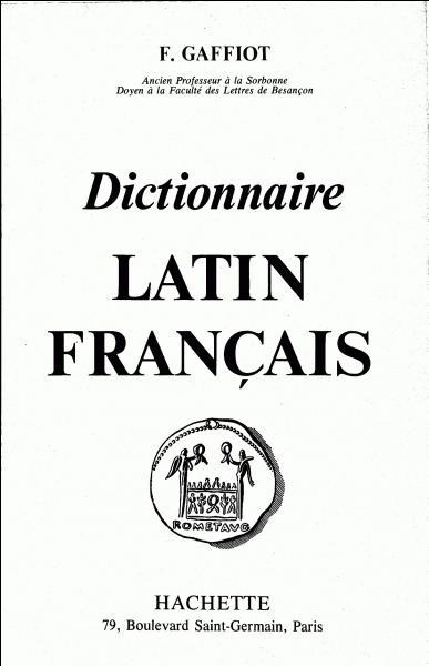 """Que veut dire le mot latin """"felix"""" ?"""