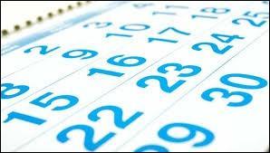 Quel est le nom du calendrier chrétien ?