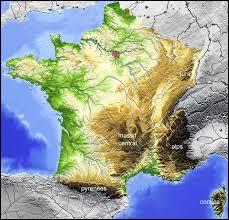 Lequel de ces pays n'est pas limitrophe avec la France ?